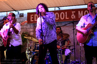 Del Castillo at Green Apple Art Center, Eden TX 6/28/2014