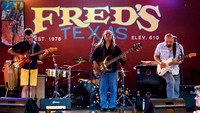Bubba Hernandez at Fred's Texas Cafe, Fort Worth TX, 6/7/2014