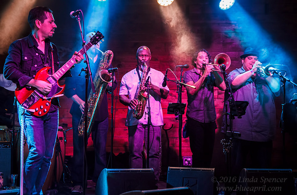 Brownout with Karl Denson at Scoot Inn 4/15/16